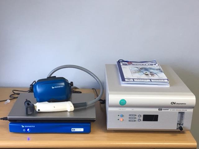 VNG equipment