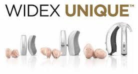 widex unique